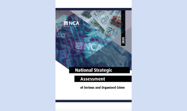 National Strategic Assessment of Serious and Organised Crime 2020