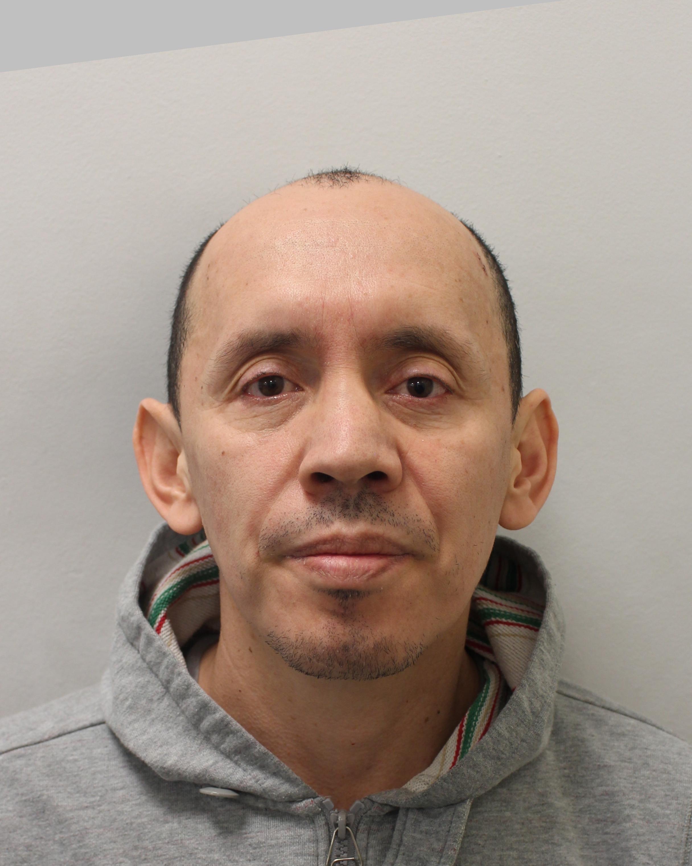 Carpio Gonzalez custody image