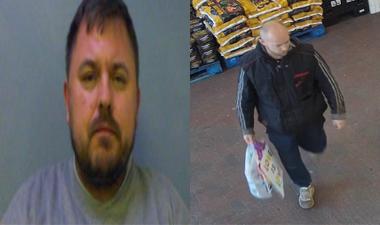 Image showing two men jailed after cocaine car park deal.