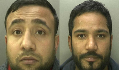 Two drug dealers found with £2m haul of drugs and £50k cash jailed