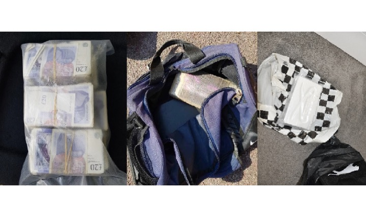 Drug dealing trio jailed over £1million cocaine conspiracy