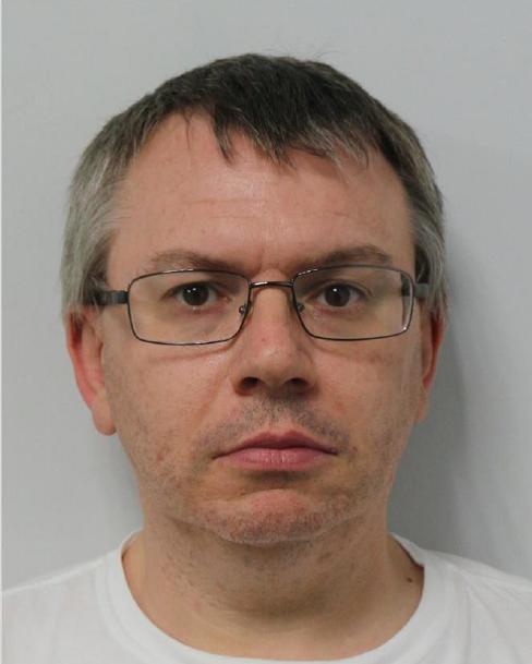 Mark James Dale custody image
