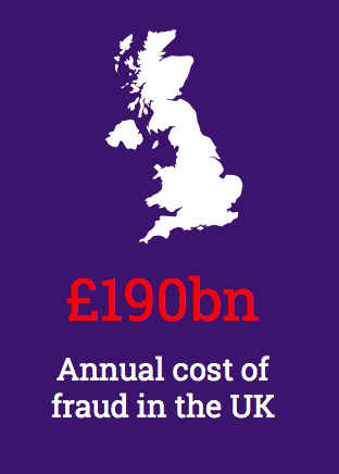 Cost of fraud to the UK