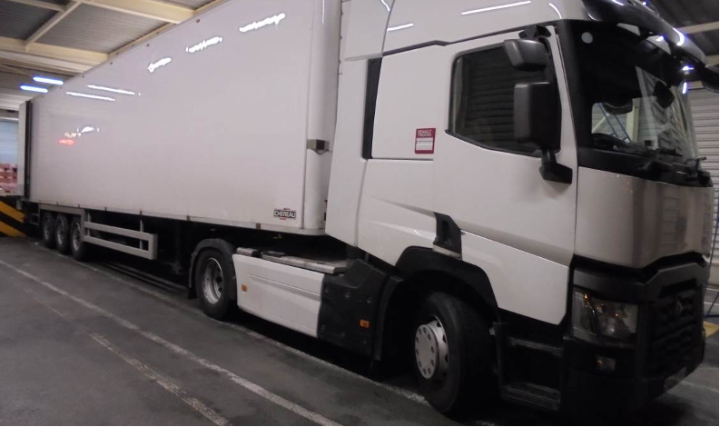 Irish lorry driver held in NCA cross-Channel smuggling investigation
