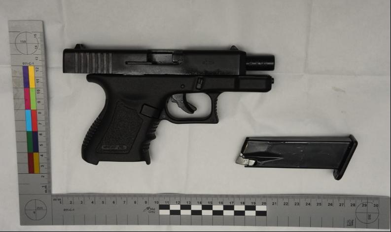 Bristol man arrested in NCA firearms investigation and gun seized