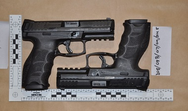 International operation targets firearms traffickers who supplied UK criminals