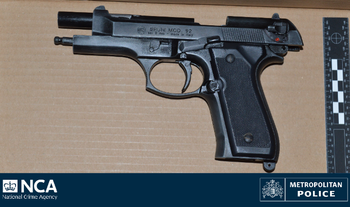 Man charged with possession of a firearm and cocaine