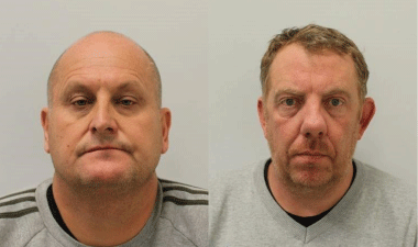 34 years in prison for duo caught supplying cocaine