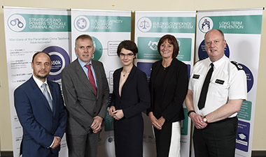 Paramilitary Crime Taskforce launched in Northern Ireland