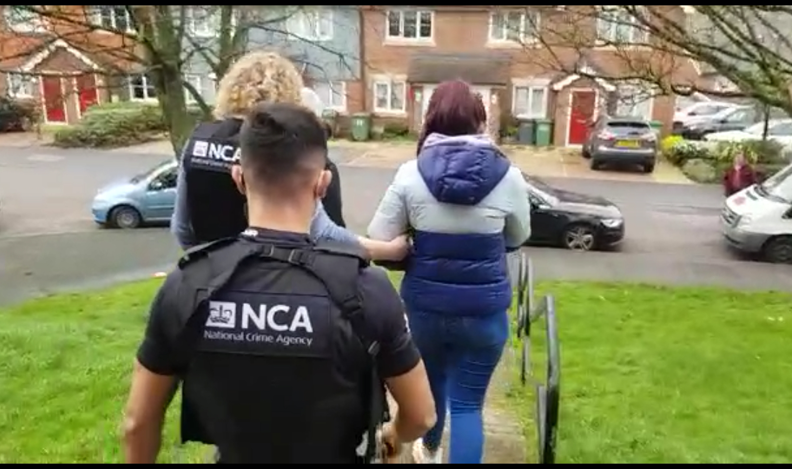 Two arrests in Sussex as NCA investigation into group suspected of supplying small boats to people smugglers continues