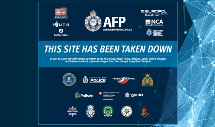 Cyber-crime site selling hacking tool taken down following international operation