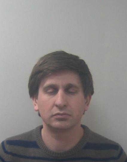 Thomas Blant custody image