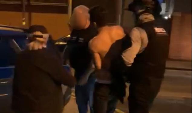 UPDATE: Birmingham people smuggling arrest – man charged