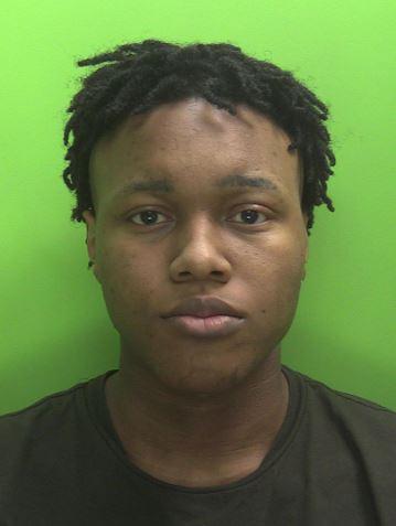 Shaquille Williams Custody