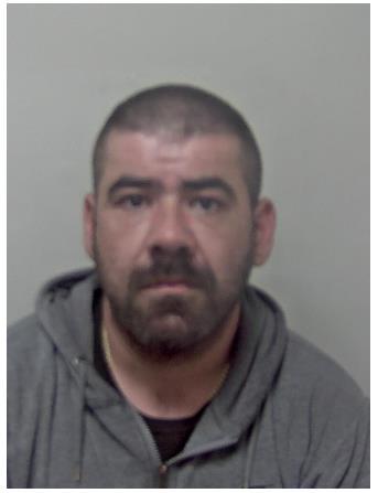 Vladimir Mrdak custody image