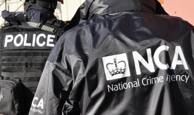 Weapons seized in Organised Crime Partnership raid in Glasgow