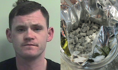 Barrhead man imported four thousand MDMA tablets in coffee tins