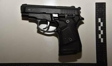 Man charged following Norfolk firearms seizure